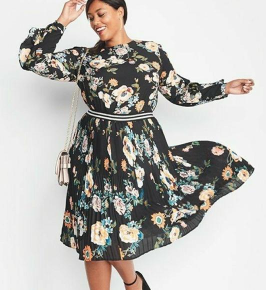 27eca185e74 Ava   Viv Target Midi Skirt Plus Floral